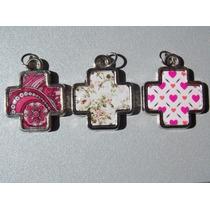 Porfis 10 Cruces Ch De Diseño (equiv 1 Unidad) Únicas Orig.