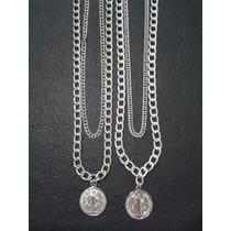 Collar Medallon San Benito. Ultima Moda!!
