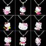 Hello Kitty Cadena Con Colgate - 9 Modelos A Elegir