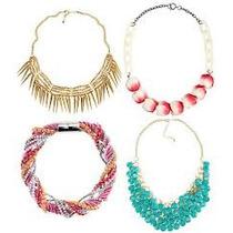 Collares Y Accesorios Para Mujer (bijouterie)