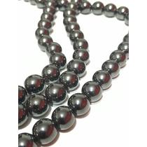 Perlas De Piedra Natural Numero 10mm Hematita