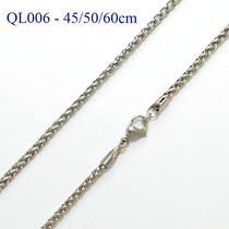 Cadena De Acero Quirúrgico Soho Ql006