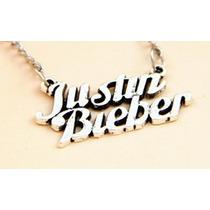 Justin Bieber Collar Unico Y Nuevo Beliebers 1d