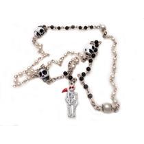 Rosario San La Muerte Artesanal - Amuleto