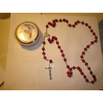 Rosario Collar Jerusalem C/ Estuche Tierra Santa