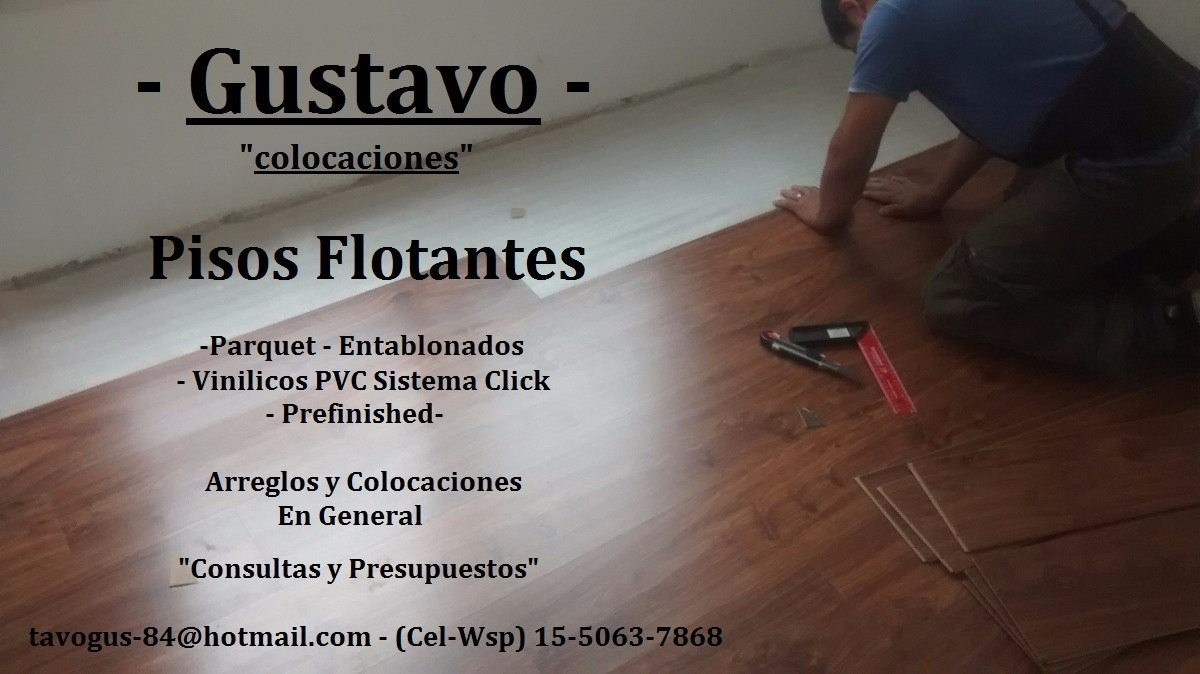 Colocacion de piso flotante prefinished madera y pvc - Trabajo piso pareja opiniones ...