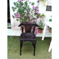 Silla Sillon Thonet Tipo Bar