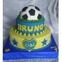 Tortas Decoradas Infantiles Y Adultos De Futbol...