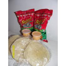 Tortillas De Trigo - Nachos - Cheddar, Combo Mexicano