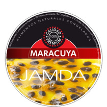 Pulpa De Maracuya Congelada 100% Natural