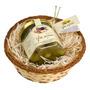 Aceitunas Con Salame. Calidad Arte De Finca. 230 Gramos.