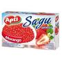 Sagu - Postre Brasil - Unico!!! Guaraná - Skol - Bis