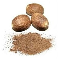 Nuez Moscada Entera Abcd 1 Kilo (origen India)