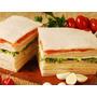 Sandwich De Miga X 50 Y 36 Fosforitos Y Mas.lunch 10 Pers.