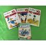 3 Tomos De Coleccion De Walt Disney, Yo Pato Y Yo Tio Gilito