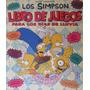 Los Simpson Libro De Juegos Para Dias De Lluvia