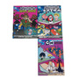 Lote 3 Revistas Nuevas Cartoon Network Dc