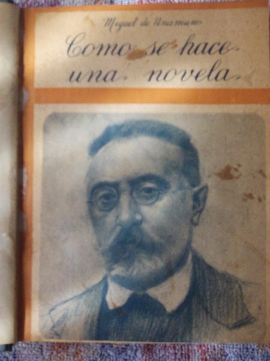 Miguel de Unamuno que hizo