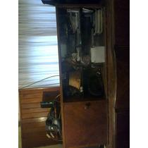 Excelente Mueble Antiguo Reciclado