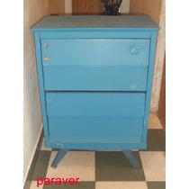 C moda cajonera chiffonier americana dise o retro vintage 60 Mercadolibre argentina muebles usados
