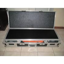 Inmaculado Rack Anvil De Dj. Cd Denon 1000, Mixer Gemini Etc