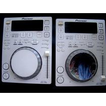 Par De Compacteras Pioneer Cdj 350 X 2 Edicion Limitada Exte