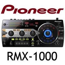 Pioneer Rmx 1000 - Cdj 2000 Nexus Djm 900 Hdj 2000 Sx2 Sz R1