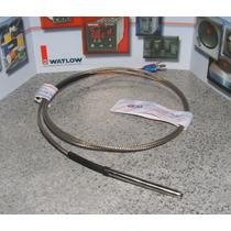 Termocupla Tipo K Hasta 1250 ºc Con Cable De 2 Metros
