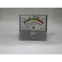 Amperimetro Para Cargador Arrancador De Baterias Nacional