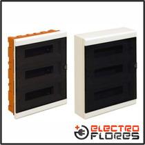 Tablero Superficie P/termicas 24 Modulos Premium Roker 650f