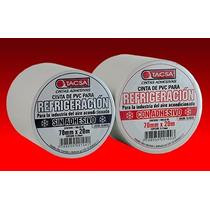 Cinta Refrigeracion Con Adhesivo Tacsa X 20u