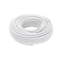 Caño Corrugado Blanco 3/4 - 25mts - Oferta Unica