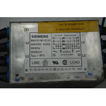 Switch Siemens B84131-m1- G135 ( 440/250v 4 X 35 A )