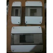 Caja Para Termicas De Embutir-exterior 1-2 Modulos 50u
