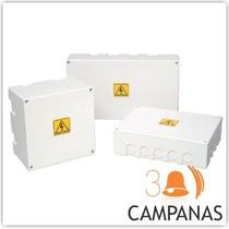 Caja De Pase Derivacion Pvc Roker Ip41 Pr 3999 152x152x66mm