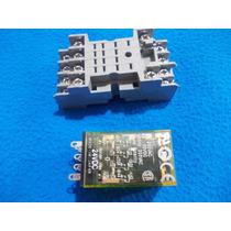 Rele Idec 24v 4 Inv 6a Caja X10