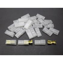 Aislador Plástico X 10 Unid. P/ Terminal Pala Hembra Nº 950