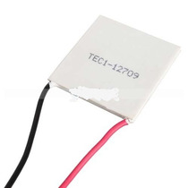 Placa Peltier Termoelectrica Tec1 12709 De 12v Cooler 136.8