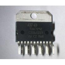 Tda7292 - Circuito Integrado Amplificador Estereo 2x40 Watts