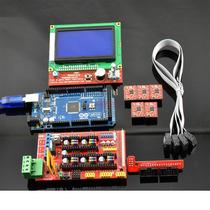 Kit Arduino Mega + Ramps 1.4 + Lcd 12864 + Drivers + Extras!