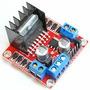 Módulo L298 Control Motores Doble Puente H