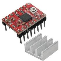 Driver Pololu A4988 P Arduino Cnc Impresora 3d Motor Paso