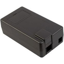 Gabinete Negro Para Arduino Uno Mega Original A000009