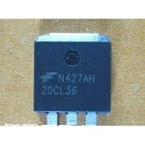 20 Cl36 20-cl36 20cl36 Transistor Ecu Renault Original