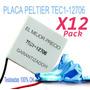 Peltier Tec1-12706 Pack X12