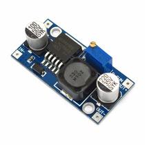 Módulo Lm2596 Convertidor Step-down Dc-dc In 4-40v, 3a Máx