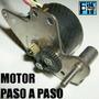 Motor Paso A Paso Molon Bipolar Chico De 25 Ohms / Fase