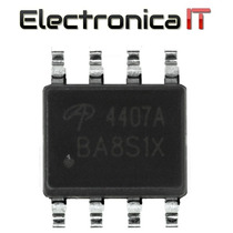 Ao4407 4407 Single Mosfet 1-42
