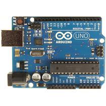 Arduino Uno Mega328 R3 Ideal Para Domotica Y Robotica Atmel