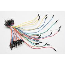 Kit 65 Cables Para Protoboard Macho Macho Arduino